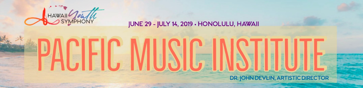 Pacific Music Festival 2019