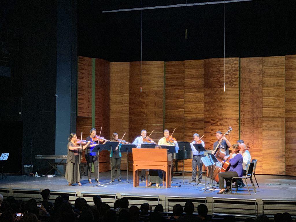 Punahou faculty perform Bach recital